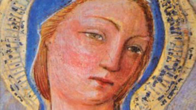 La Madonna del latte e un Galgano «inedito»