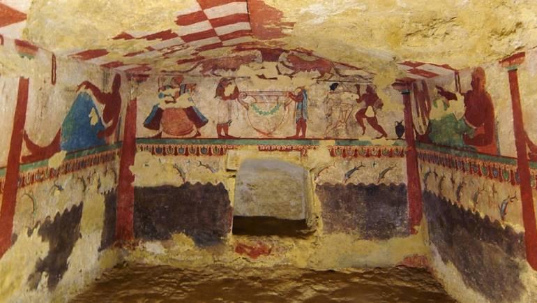 L'incontro tra Turusha e Rasenna, le origini mesopotamiche della scienza dei fulmini e del culto di Atunis