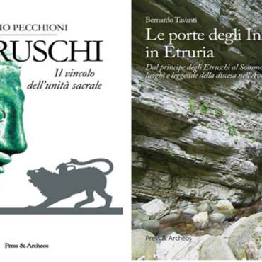 Nuove ristampe per i nostri titoli etruscologici
