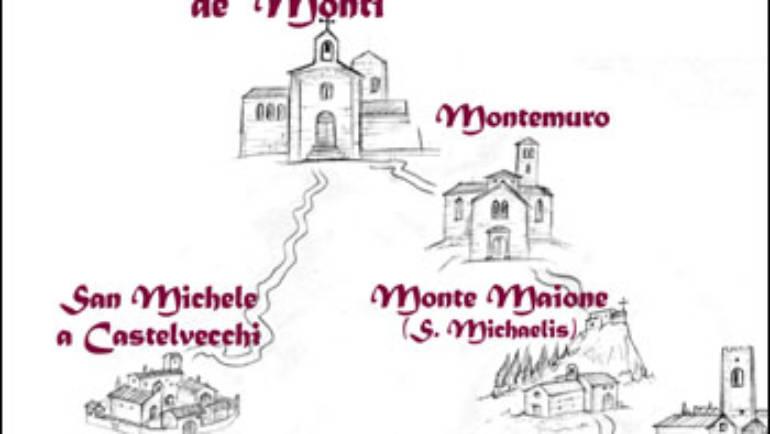 Il Cammino dell'Angelo. Due giorni di trekking in Chianti