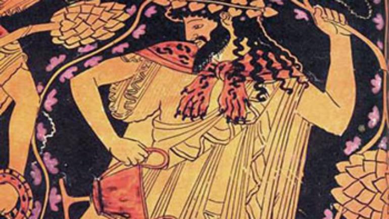 Dioniso, le pietre e la vite