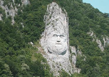 Re Decebalo di Dacia