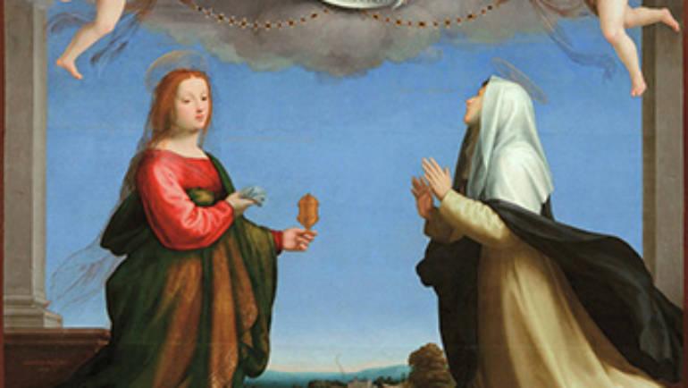"""""""Colorire alla sua maniera"""". Cinquecentenario della morte di Bartolomeo Della Porta"""