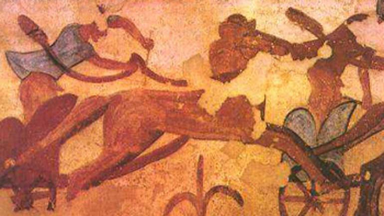 """""""Tener le briglie all'orientale"""". Gli Etruschi e il Medio Oriente"""